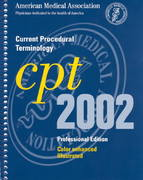 CPT 2002 4th Edition 9781579472214 1579472214