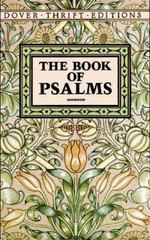 The Book of Psalms 1st Edition 9780486275413 0486275418