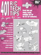 401 R/C Tech Tips for Your R/C Car 0 9780911295115 0911295119