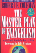 The Master Plan of Evangelism 30th Edition 9780800754679 0800754670