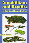 Amphibians and Reptiles of the Great Lakes Region 0 9780472066285 0472066285