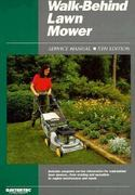 Walk-Behind Lawn Mower Service Manual 4th edition 9780872886476 0872886476