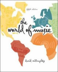 The World of Music 5th edition 9780072491500 0072491507