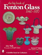 The Big Book of Fenton Glass 5th edition 9780764322433 0764322435