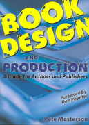 Book Design and Production 0 9780966981902 0966981901