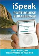iSpeak Portuguese Phrasebook (MP3 CD + Guide) 1st edition 9780071492898 0071492895