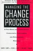 Managing the Change Process 1st edition 9780070129443 0070129444