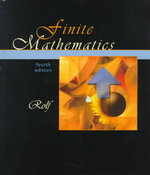 Finite Mathematics 4th edition 9780030213144 0030213142