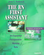 The RN First Assistant 3rd edition 9780781715010 0781715016