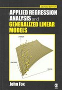 Applied Regression Analysis and Generalized Linear Models 2nd edition 9780761930426 0761930426