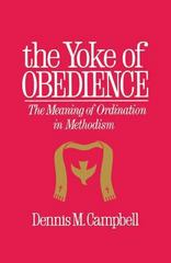 Yoke of Obedience 0 9780687466603 0687466601