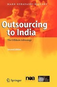 Outsourcing to India 2nd edition 9783540239437 354023943X