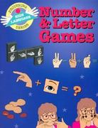 Number and Letter Games 0 9780931993725 0931993725
