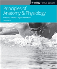 Principles of Anatomy and Physiology 15th Edition 9781119504023 1119504023