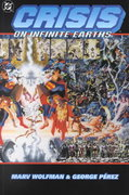 Crisis On Infinite Earths 1st Edition 9781563897504 1563897504
