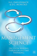Management Science 0 9781403941749 1403941742