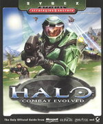Halo - Combat Evolved 1st edition 9780782142365 0782142362