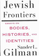 Jewish Frontiers 1st edition 9780312295325 0312295324