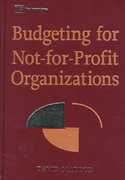 Budgeting for Not-for-Profit Organizations 1st edition 9780471253976 0471253979