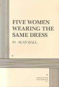 Five Women Wearing the Same Dress 0 9780822213673 0822213672