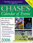 Chase's Calendar of Events 49th edition 9780071461108 0071461108