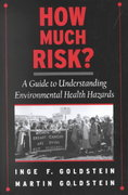 How Much Risk? 1st Edition 9780195139945 0195139941