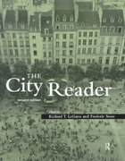 The City Reader 2nd edition 9780415190718 0415190711