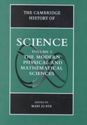 The Modern Physical and Mathematical Sciences 1st edition 9780521571999 0521571995
