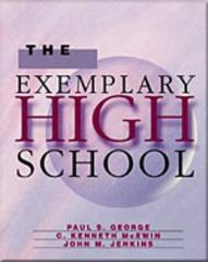 The Exemplary High School 1st edition 9780155031999 0155031996