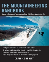 The Mountaineering Handbook 1st edition 9780071430104 0071430105