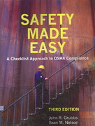 Safety Made Easy 3rd Edition 9780865871625 0865871620