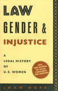 Law, Gender, and Injustice 0 9780814735091 0814735096