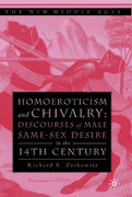 Homoeroticism and Chivalry 0 9781403960429 1403960429