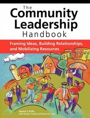 Community Leadership Handbook 1st Edition 9780940069541 0940069547