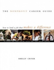Nonprofit Career Guide 1st Edition 9780940069596 0940069598