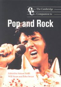 The Cambridge Companion to Pop and Rock 0 9780521556606 0521556600