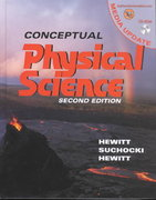 Conceptual Physical Science Media Update 2nd edition 9780321051905 0321051904