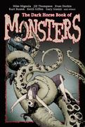 The Dark Horse Book of Monsters 0 9781593076566 1593076568