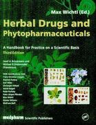 Herbal Drugs and Phytopharmaceuticals, Third Edition 3rd edition 9780849319617 0849319617
