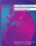 International Economics 4th edition 9780471116691 0471116696