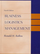 Business Logistics Management 4th edition 9780137956593 0137956592