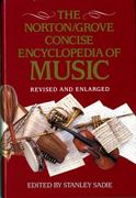 The Norton/Grove Concise Encyclopedia of Music 2nd edition 9780393037531 0393037533