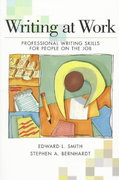 Writing At Work 1st edition 9780844259833 0844259837