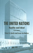 The United Nations, 4th Edition 4th Edition 9781403949059 1403949050