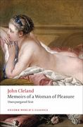 Memoirs of a Woman of Pleasure 1st Edition 9780199540235 0199540233