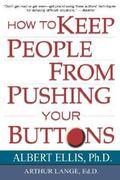 How To Keep People From Pushing Your Buttons 0 9780806516707 0806516704