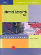Course Guide: Internet Research-Illustrated BASIC 1st edition 9780619110383 0619110384