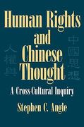 Human Rights in Chinese Thought 1st Edition 9780521007528 0521007526