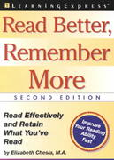 Read Better, Remember More 2nd edition 9781576853368 1576853365