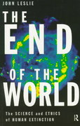 The End of the World 1st edition 9780415184472 0415184479